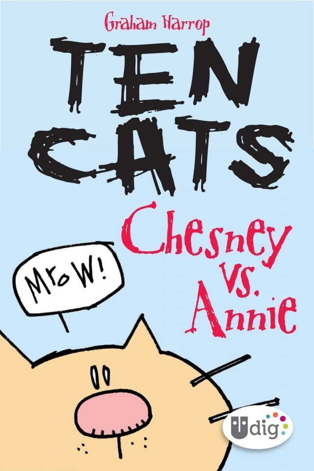Ten Cats: Chesney vs. Annie