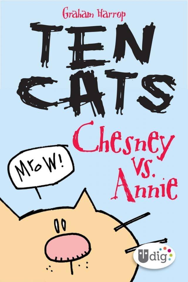 Ten Cats: Chesney vs. Annie
