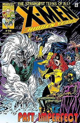 X-Men: The Hidden Years (1999-2001) #16