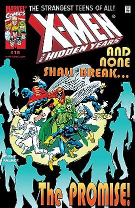 X-Men: The Hidden Years (1999-2001) #18