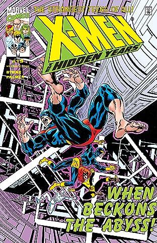 X-Men: The Hidden Years (1999-2001) #19