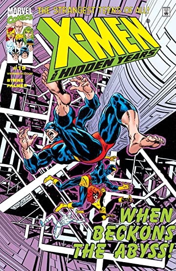 X-Men: The Hidden Years (1999-2001) #19