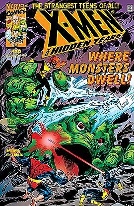 X-Men: The Hidden Years (1999-2001) #20