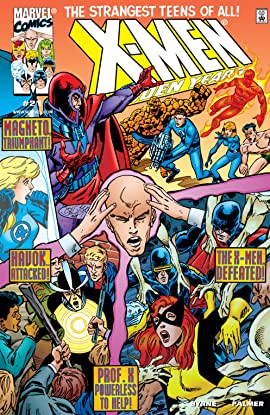 X-Men: The Hidden Years (1999-2001) #21