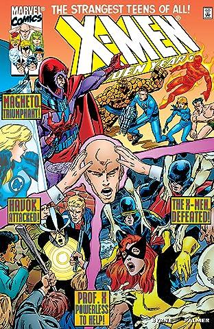 X-Men: The Hidden Years (1999-2001) #21