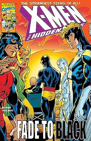 X-Men: The Hidden Years (1999-2001) No.22