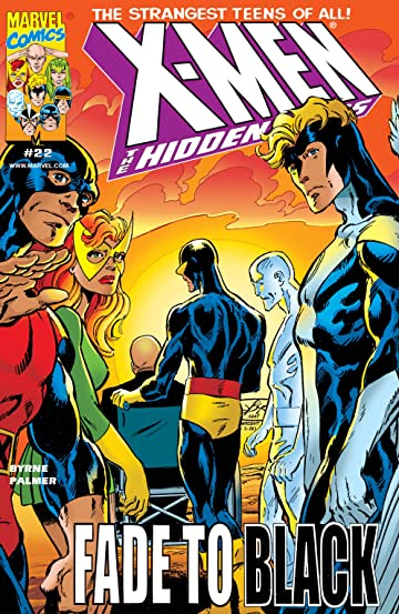 X-Men: The Hidden Years (1999-2001) #22
