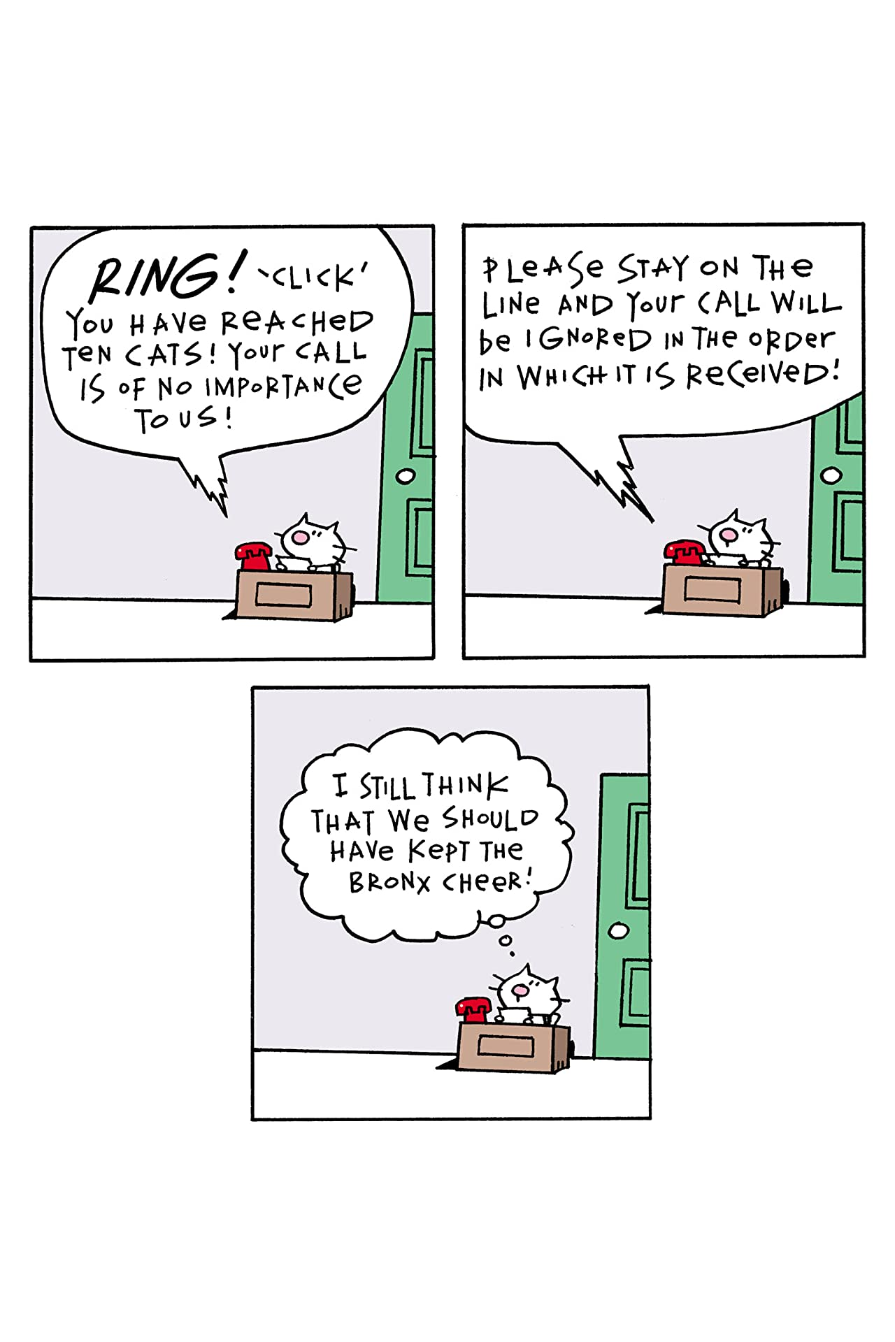 Ten Cats: Enterprises