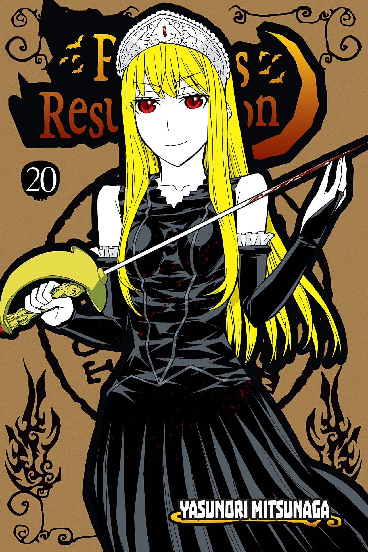 Princess Resurrection Vol. 20