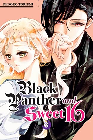 Black Panther and Sweet 16 Tome 3