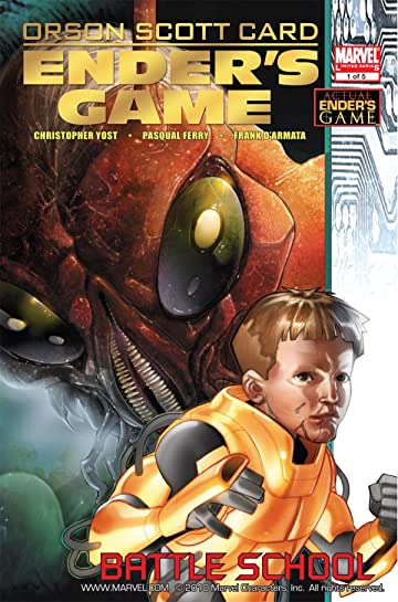 Ender's Game Book One: Battle School #1