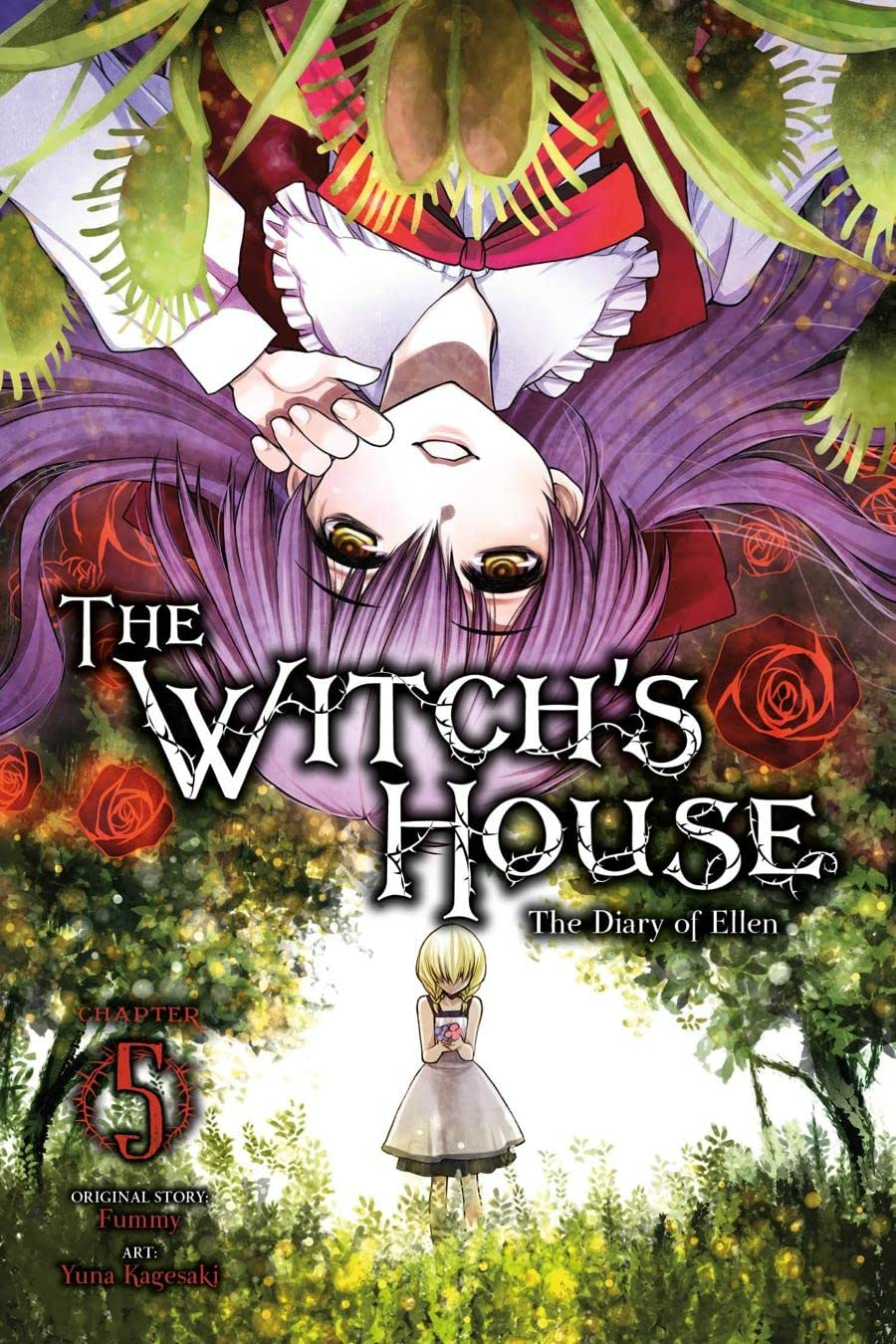The Witch's House: The Diary of Ellen #5