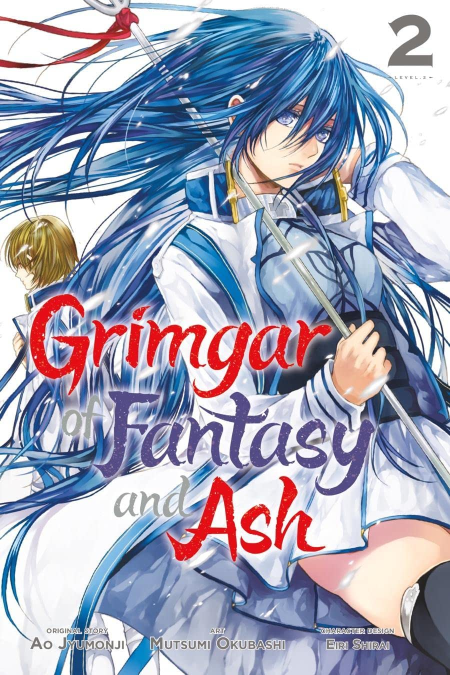 Grimgar of Fantasy and Ash Vol. 2