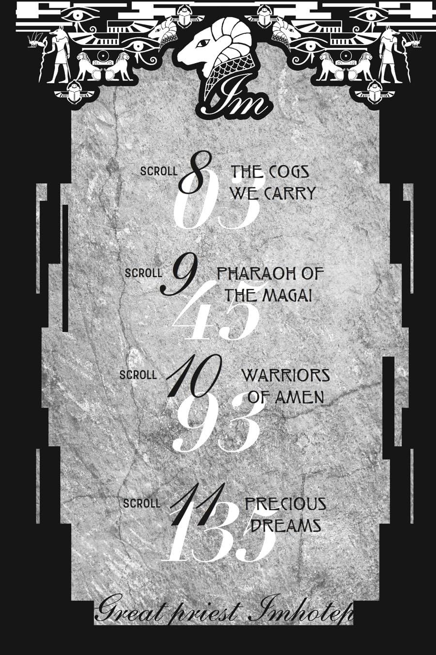 Im: Great Priest Imhotep Vol. 3