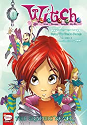 W.I.T.C.H.: The Graphic Novel, Part I. The Twelve Portals Vol. 1