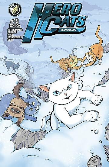 Hero Cats #19