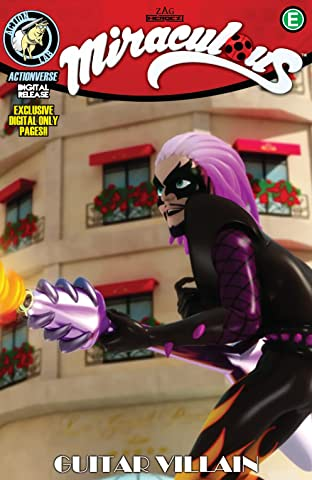 Miraculous: Tales of Ladybug and Cat Noir #18