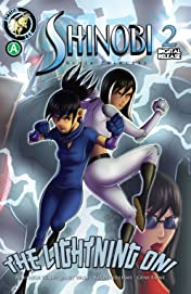 Shinobi: Ninja Princess #2: Lightning Oni