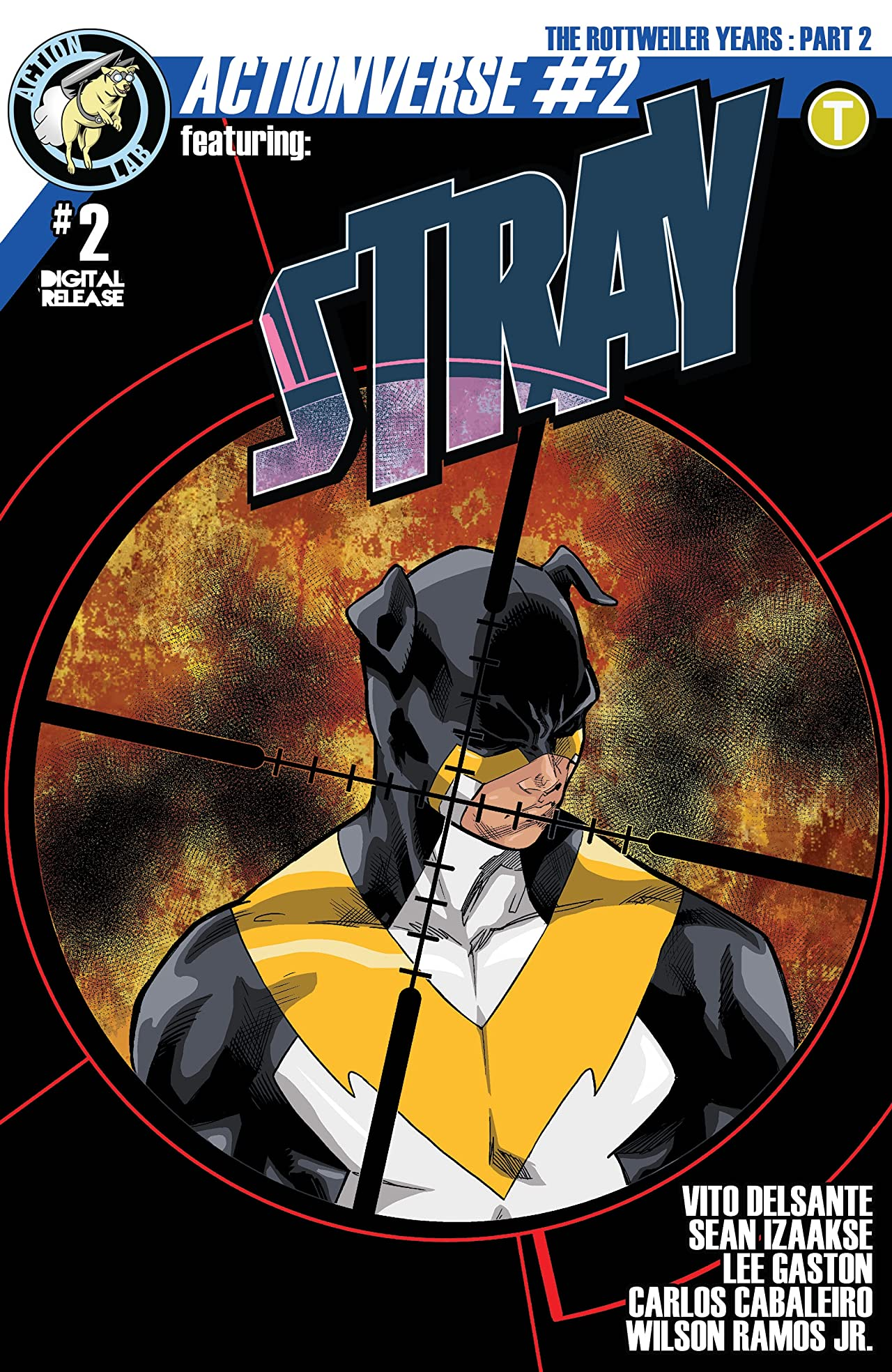 Actionverse Ongoing Stray #2
