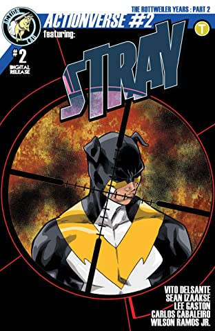 Actionverse: Stray No.2