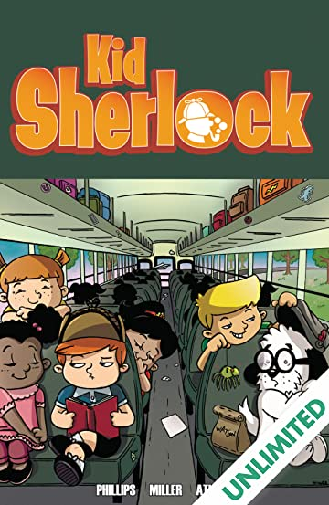Kid Sherlock Vol. 1