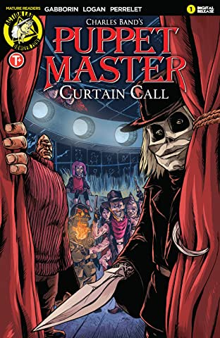 Puppet Master: Curtian Call #1