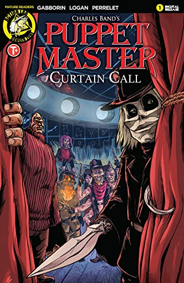 Puppet Master: Curtain Call #1