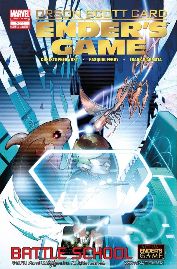 Ender's Game Book One: Battle School #3 (of 5)