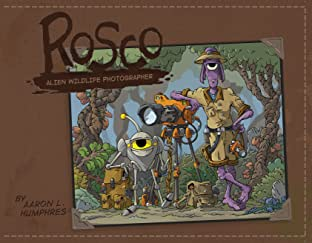 Rosco Alien Photographer Vol. 1