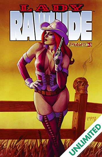 Lady Rawhide #3 (of 5)