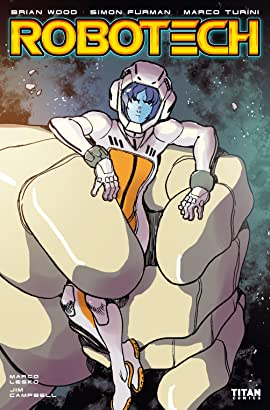 Robotech No.6
