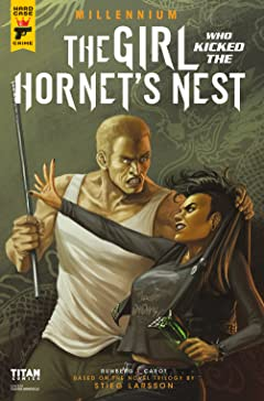 The Girl Who Kicked The Hornet's Nest No.3.2: Millennium