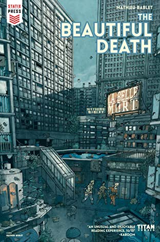 The Beautiful Death #5