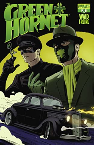 The Green Hornet #8: Digital Exclusive Edition
