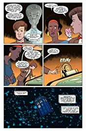 Doctor Who: The Eleventh: The Sapling Volume 3 - Branches Vol. 3