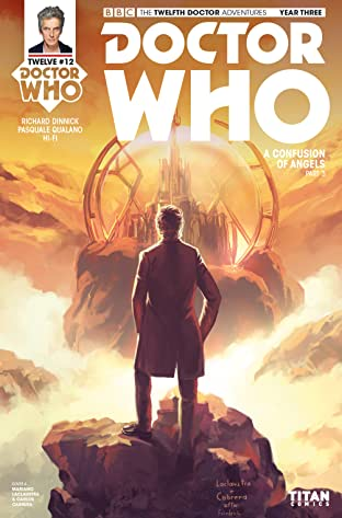 Doctor Who: The Twelfth Doctor #3.12