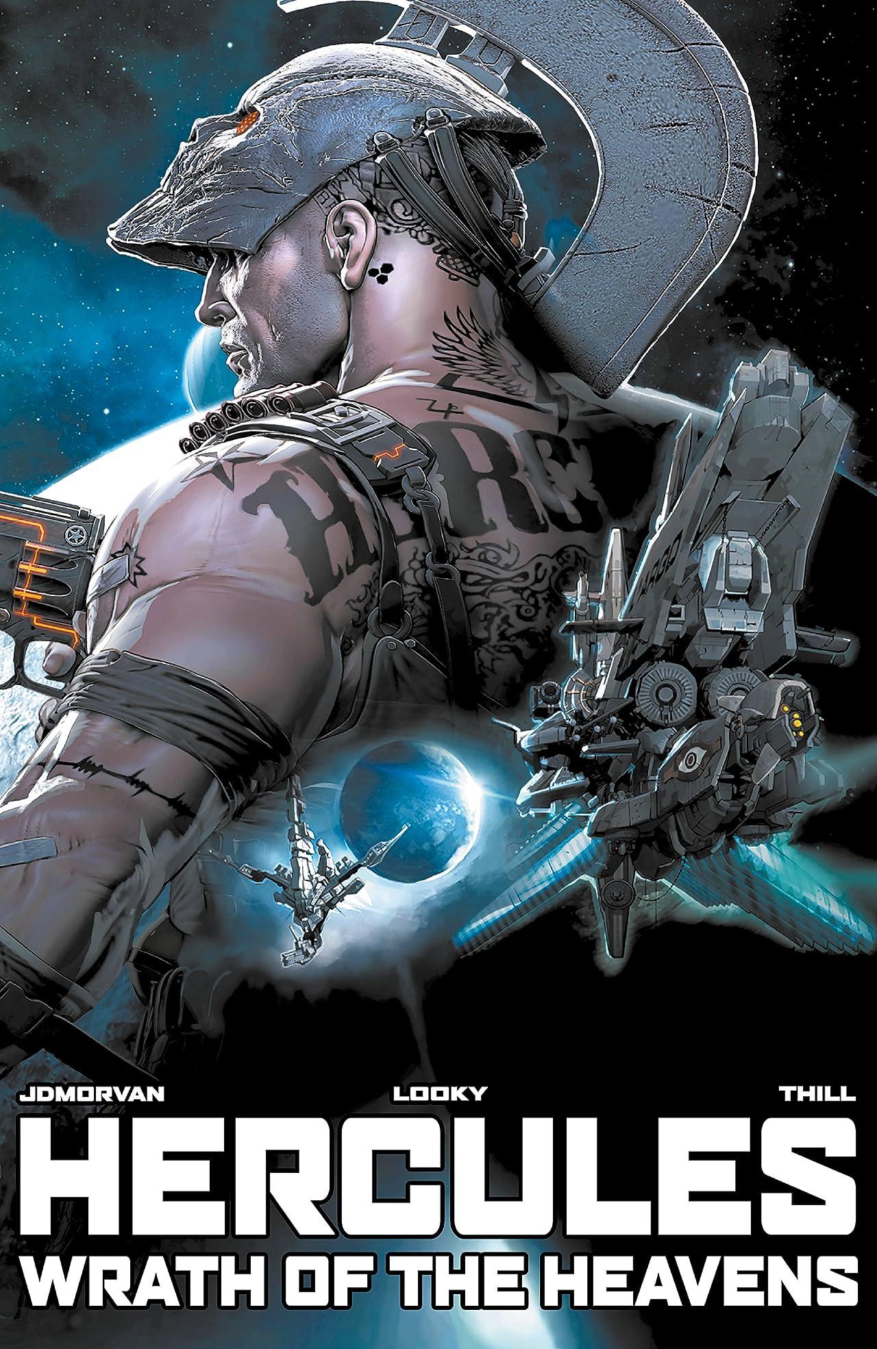 Hercules: Wrath of the Heavens Vol. 1