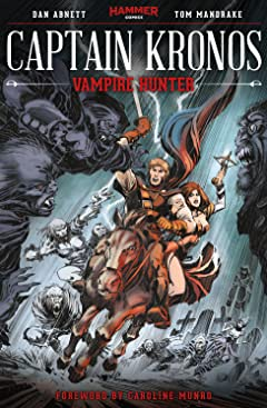 Captain Kronos: Vampire Hunter Vol. 1