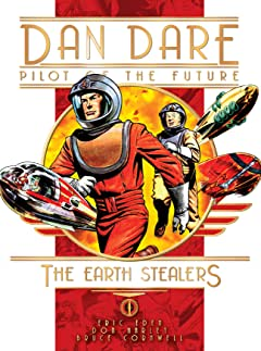Dan Dare: The Earth Stealers