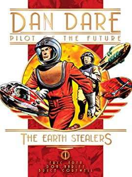 Dan Dare: The Earth Stealers