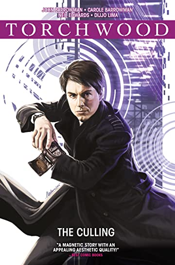 Torchwood: The Culling Tome 3