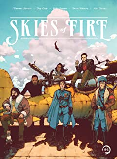 Skies of Fire #4