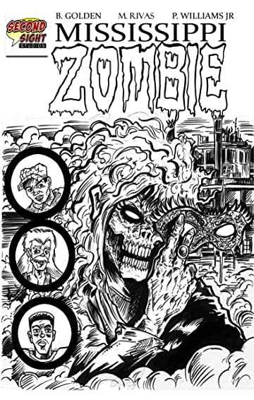 Mississippi Zombie #1