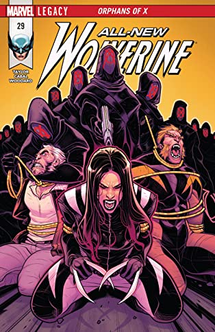 All-New Wolverine (2015-) #29