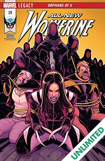 All-New Wolverine (2015-2018) #29