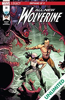 All-New Wolverine (2015-2018) #30