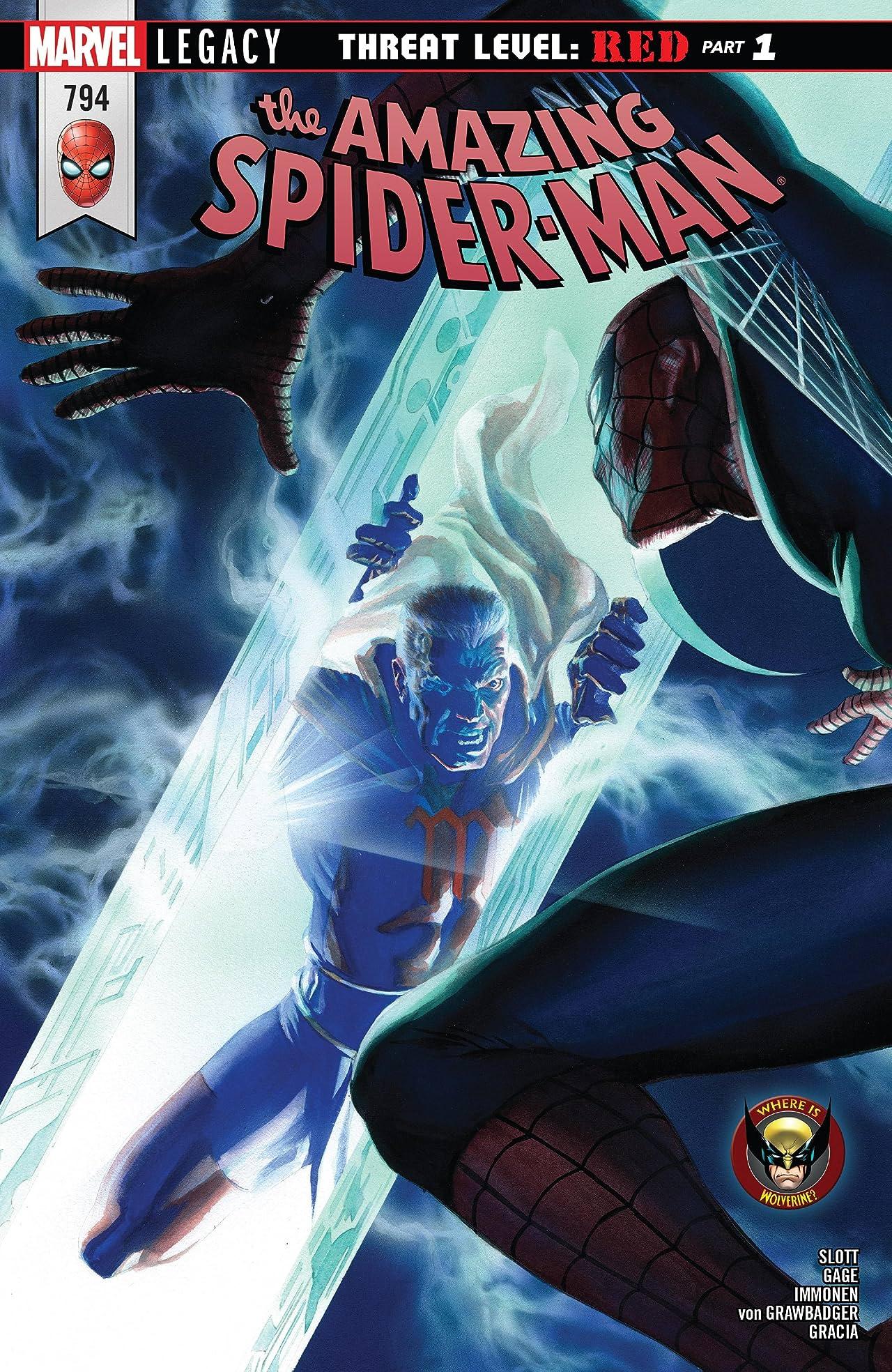 Amazing Spider-Man (2015-) No.794