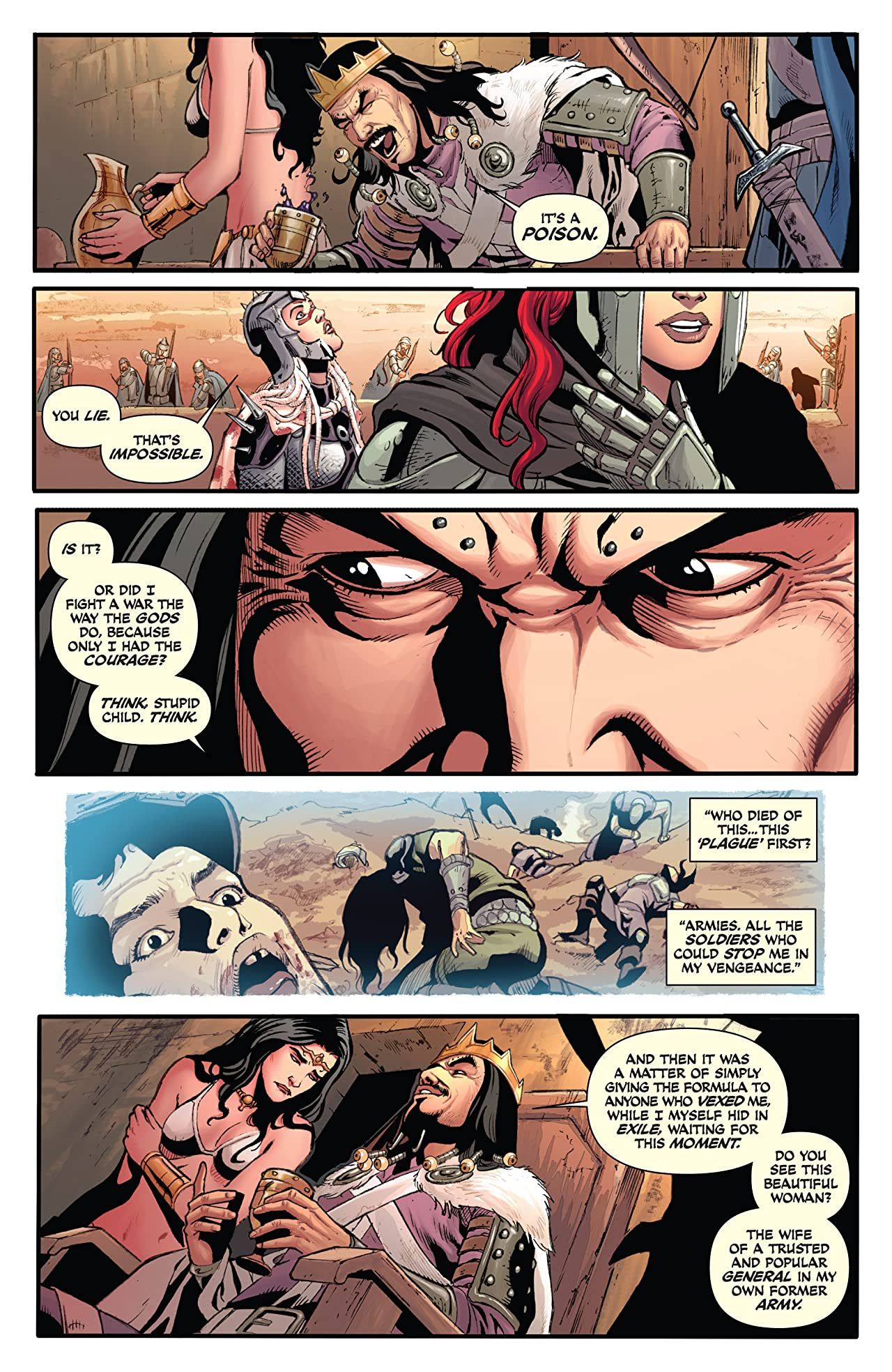 Red Sonja #6: Digital Exclusive Edition