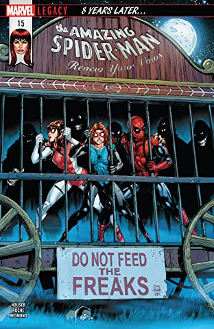 Amazing Spider-Man: Renew Your Vows (2016-) #15