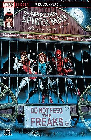 Amazing Spider-Man: Renew Your Vows (2016-) #15
